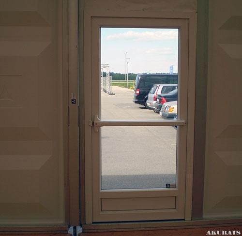 stikla-durvis